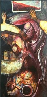 the cauldron by hyman bloom