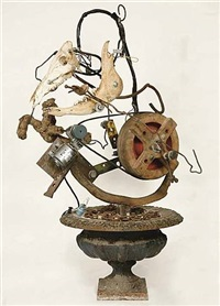 proletkunst no. 4 by jean tinguely