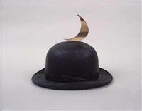 magritte's hat by clive barker