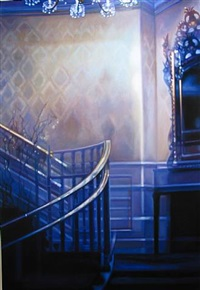 staircase by patti oleon