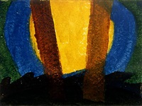 untitled (that red one) by arthur dove