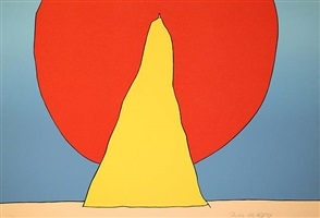 closer to god by peter max