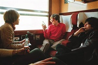 the rolling stones on the train to marseille by jean-marie périer
