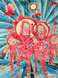 mummers day 4 by barnaby furnas