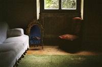 hotel bregaglia, chair, 2000/2009 by leta peer