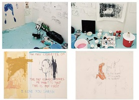 exorcism of the last painting i ever made by tracey emin