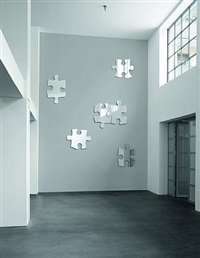 puzzled by mona hatoum