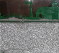 diamond dust antfarm by robert hawkins