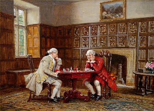 a difficult move by frank moss bennett