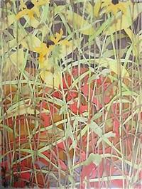 garden xv by joe brainard