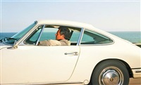man traveling southbound at 67 mph on u.s. route 101 near montecito, california, at 6:31 p.m. on or around sunday, august 28, 1994 by andrew bush