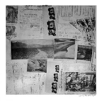 features, foster 135 by robert rauschenberg