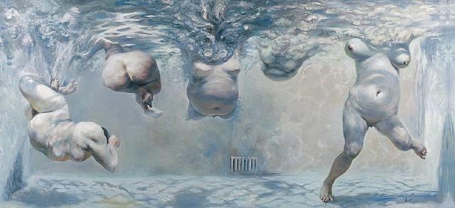 water, body by xia xiaowan