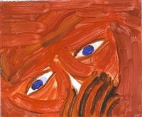 testa, le maschere tragiche (196) by virgilio guidi