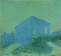 chapel of the green light by mary newcomb
