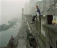 red cliff (chongqing) by chen jiagang