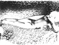 untitled nude (double floral) by mariah robertson