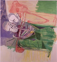 bed by amy sillman