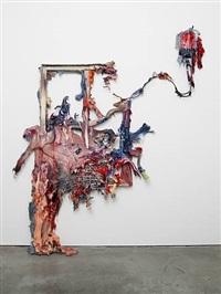 convalescence paintant by fabian marcaccio