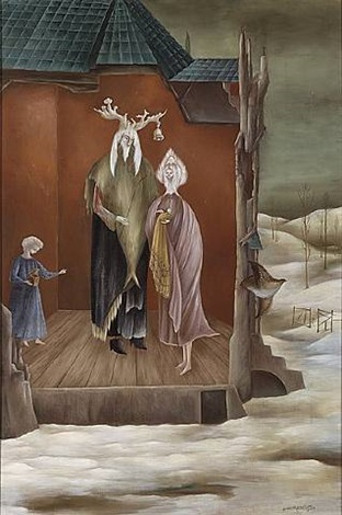 le bon roi dagobert by leonora carrington