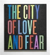 city of love and fear by david austen