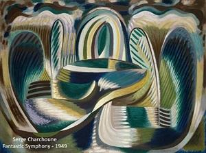symphonie fantastique by serge charchoune