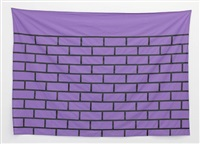 bikini (purple and grey bricks) by mai-thu perret