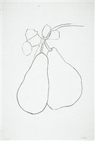 pears ii (poire ii) by ellsworth kelly