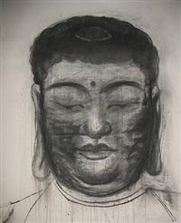 bouddha i by yan pei ming
