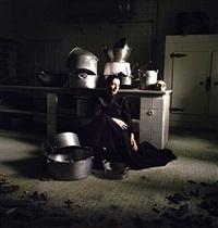 the kitchen iv - homage to saint therese by marina abramović
