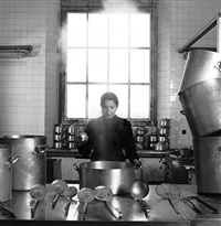 the kitchen vii - homage to st. therese by marina abramović