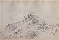 cuddan point, sept. 6, 1878 by william trost richards
