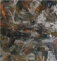 effect / silver, blue, orange by robin mcdonnell
