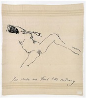 just like nothing by tracey emin