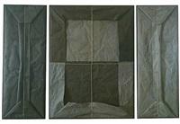 eternum triptych by claudio bravo