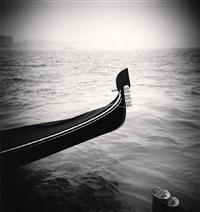 gondola ferro, venice, italy, 2006 by michael kenna