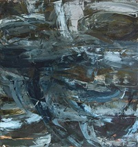 effect - warm: blue by robin mcdonnell