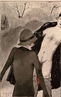 narcissus by christian schad
