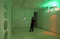 installation view by olafur eliasson