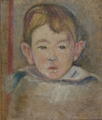 enfant créole by paul gauguin
