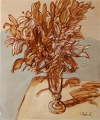 bouquet by claude weisbuch