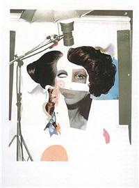 fashion plate by richard hamilton
