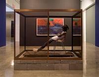 installation photograph, gladstone gallery / new york, 2008 by andro wekua