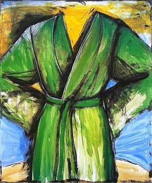 robe by jim dine