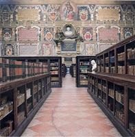 <!--47-->biblioteca comunale dell'archiginnasio a bologna vii by candida höfer