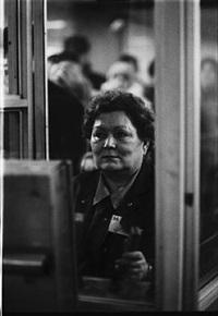 on duty by olga chernysheva