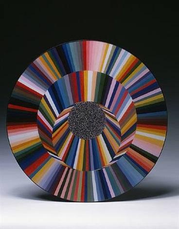 cake platter by lucas samaras