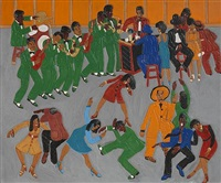 egg: jazz dancing by winfred rembert