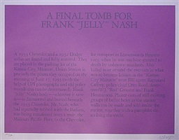 a final tomb for frank 'jelly' nash by robert morris