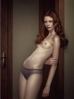 hotel milan - irma portrait by erwin olaf